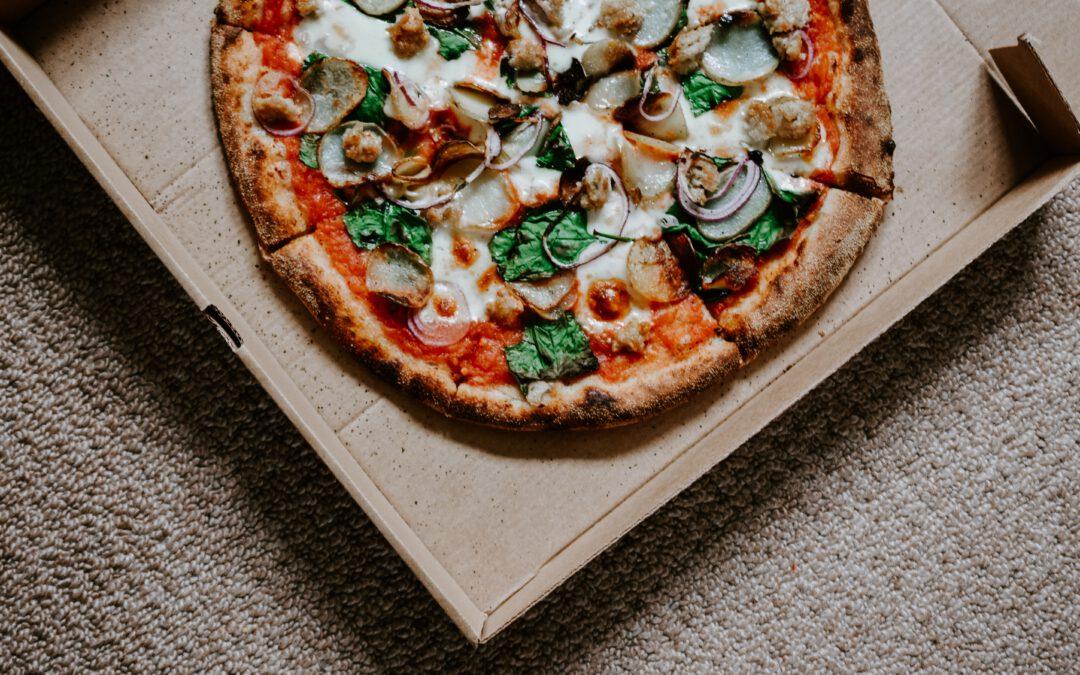 Pizza Frutti di Mare bezorgen in Bergen op Zoom