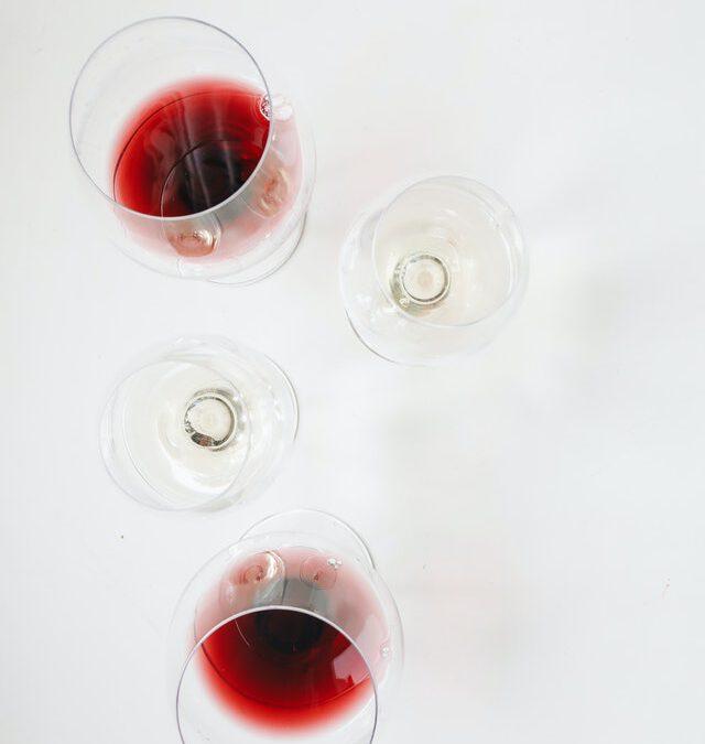 Nieuwe wijnglazen kopen